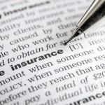 Life insurance newspaper article