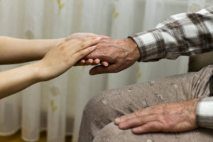 life insurance for Parkinson's patients - senior man