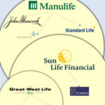 Life insurance companies infographics